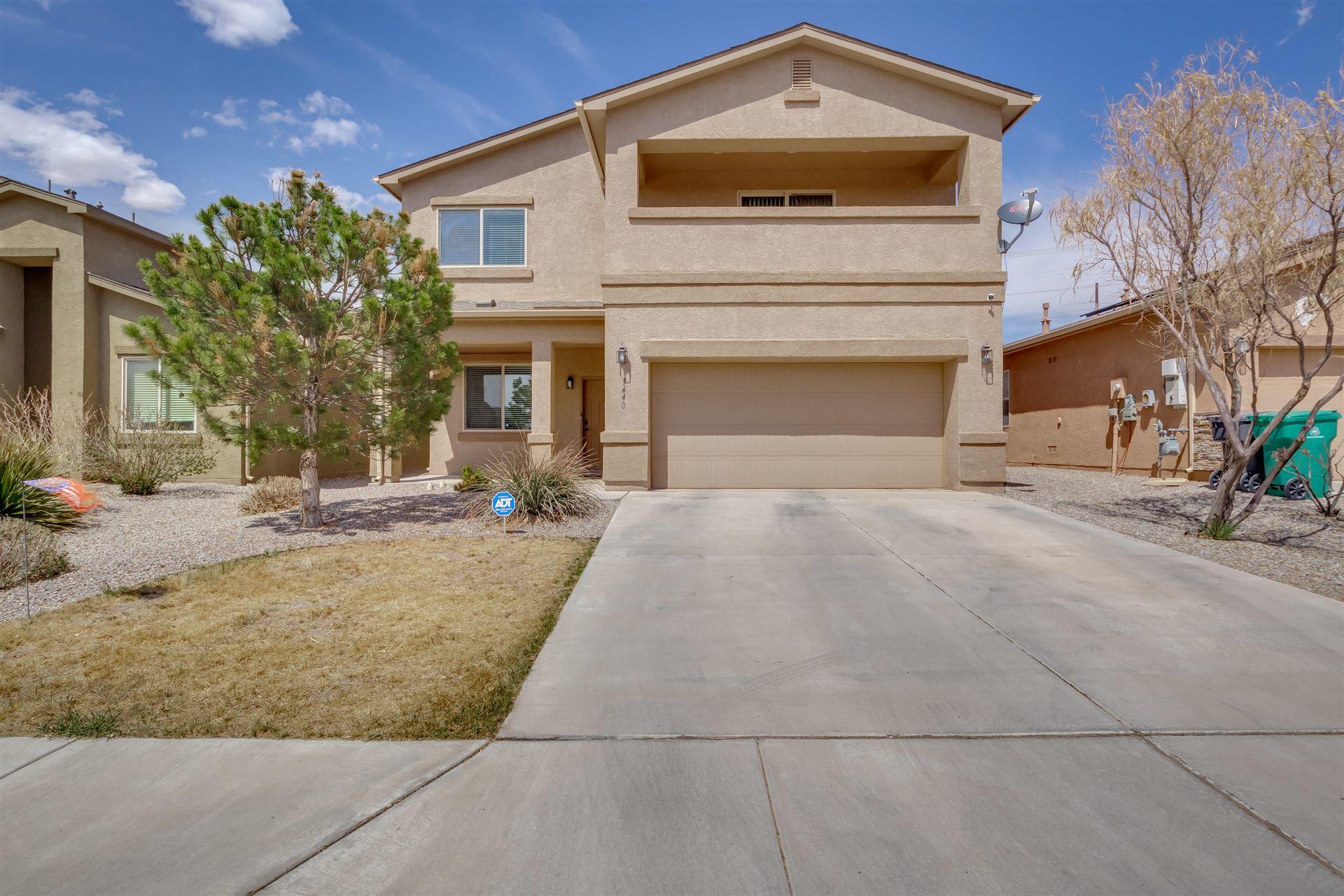 1440 DESERT PAINTBRUSH Loop NE, Rio Rancho, NM 87144 - MLS#: 989320