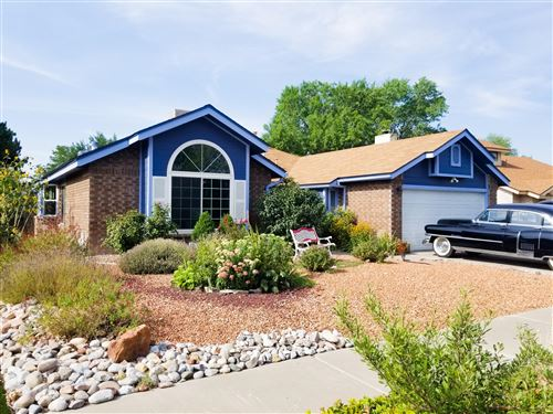 Photo of 4616 PRAIRIE VIEW Road NW, Albuquerque, NM 87120 (MLS # 960322)