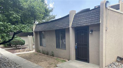 Photo of 8333 COMANCHE Road NE #14-A, Albuquerque, NM 87110 (MLS # 991322)