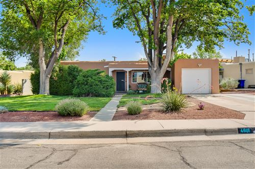 Photo of 4601 HAINES Avenue NE, Albuquerque, NM 87110 (MLS # 996324)