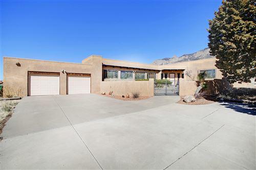 Photo of 12205 EAGLE ROCK Avenue NE, Albuquerque, NM 87122 (MLS # 964328)