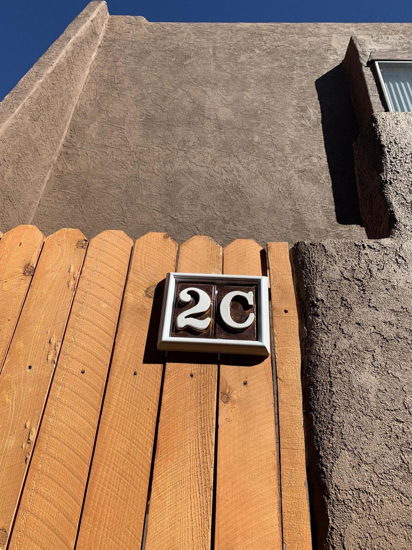 5801 LOWELL Street NE #2C, Albuquerque, NM 87111 - MLS#: 986328