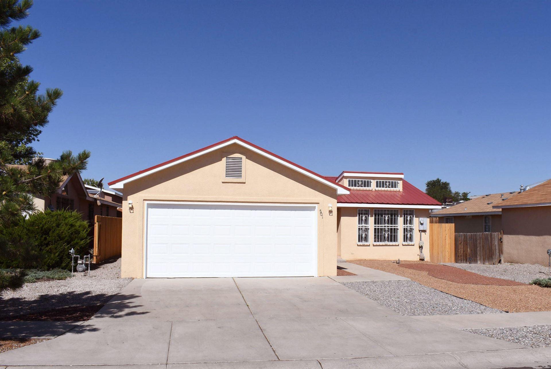 501 SAINT JAMES Place SW, Albuquerque, NM 87121 - #: 974329