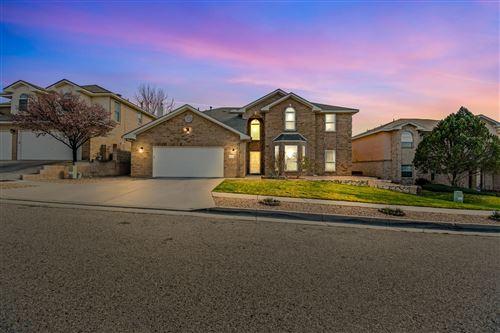 Photo of 8312 SIGNAL Avenue NE, Albuquerque, NM 87122 (MLS # 989331)