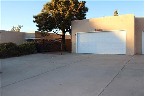 Photo of 8607 Comanche Road NE #A, Albuquerque, NM 87111 (MLS # 983332)