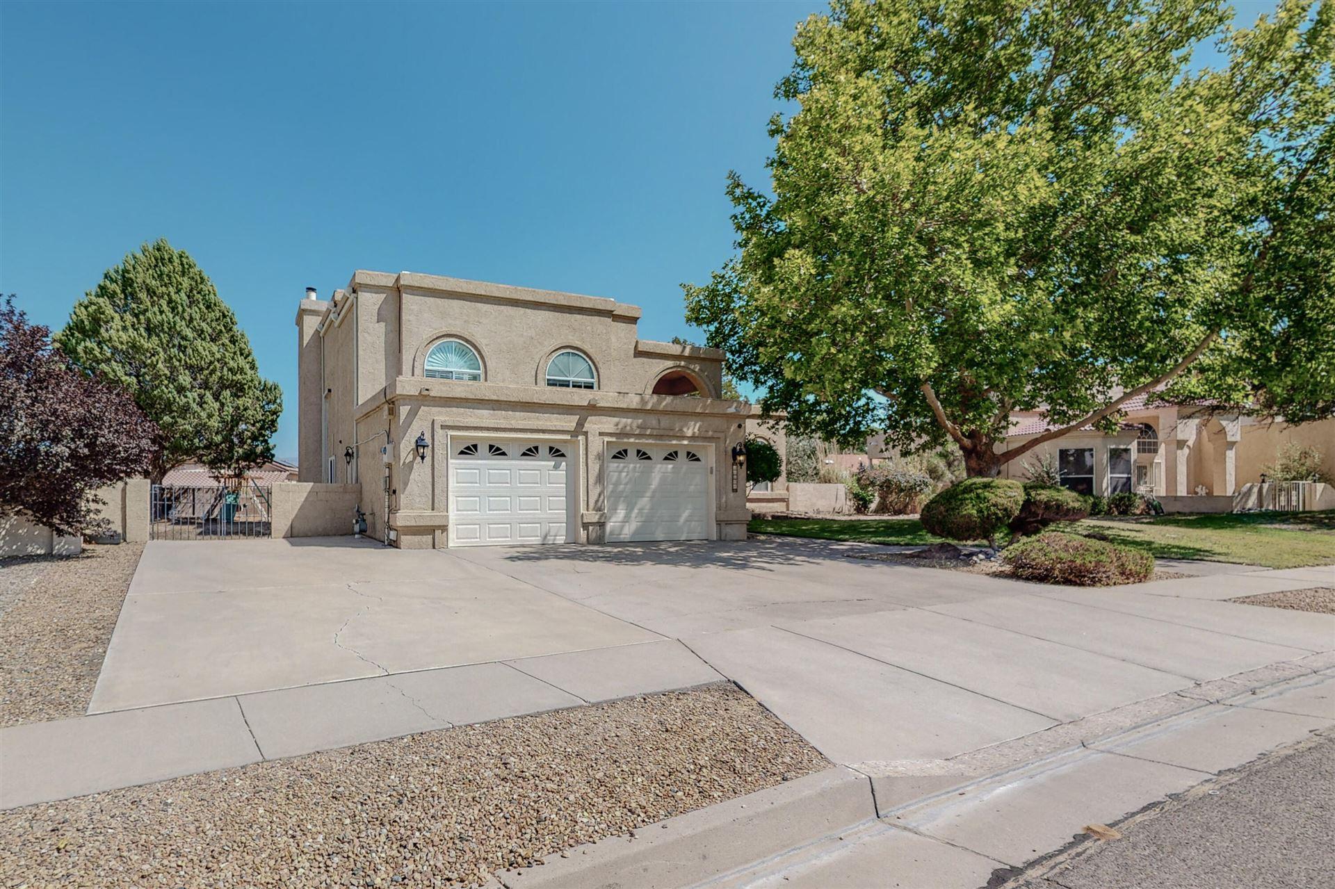 10544 CALLE SOMBRA NW, Albuquerque, NM 87114 - #: 1001332