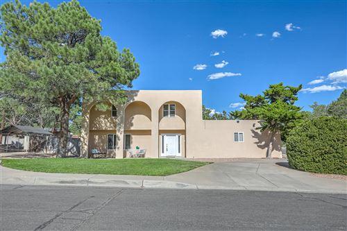 Photo of 3616 HORACIO Court NE, Albuquerque, NM 87111 (MLS # 972333)