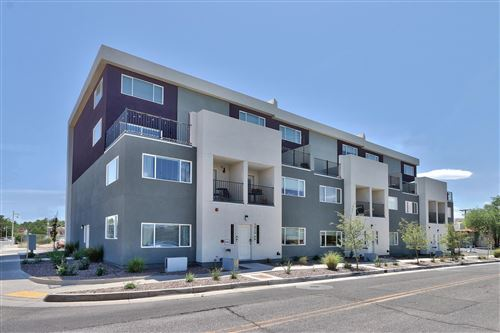 Photo of 3816 Copper Avenue NE #B, Albuquerque, NM 87108 (MLS # 973334)