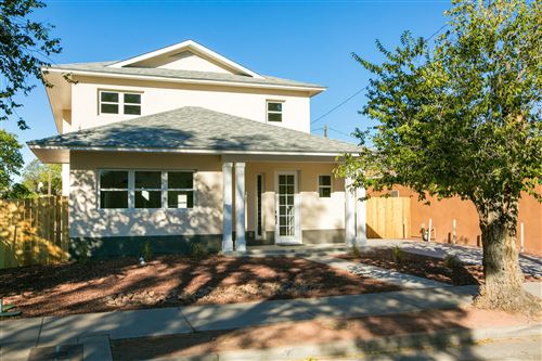 Photo of 1027 FORRESTER Street NW, Albuquerque, NM 87102 (MLS # 979334)