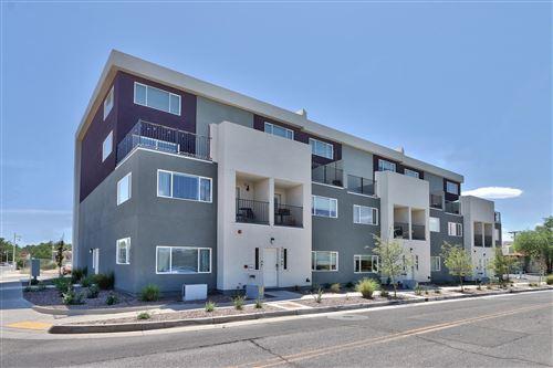 Photo of 3812 Copper Avenue NE #C, Albuquerque, NM 87108 (MLS # 973337)