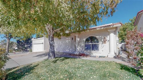 Photo of 10709 MALAGUENA Lane NE, Albuquerque, NM 87111 (MLS # 979337)