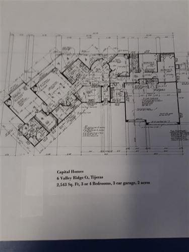 Photo of 6 VALLEY RIDGE Court, Tijeras, NM 87059 (MLS # 974338)