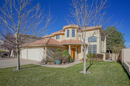 Photo of 5505 Camino Arbustos NE, Albuquerque, NM 87111 (MLS # 965341)