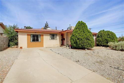 Photo of 341 General Arnold Street NE, Albuquerque, NM 87123 (MLS # 972342)