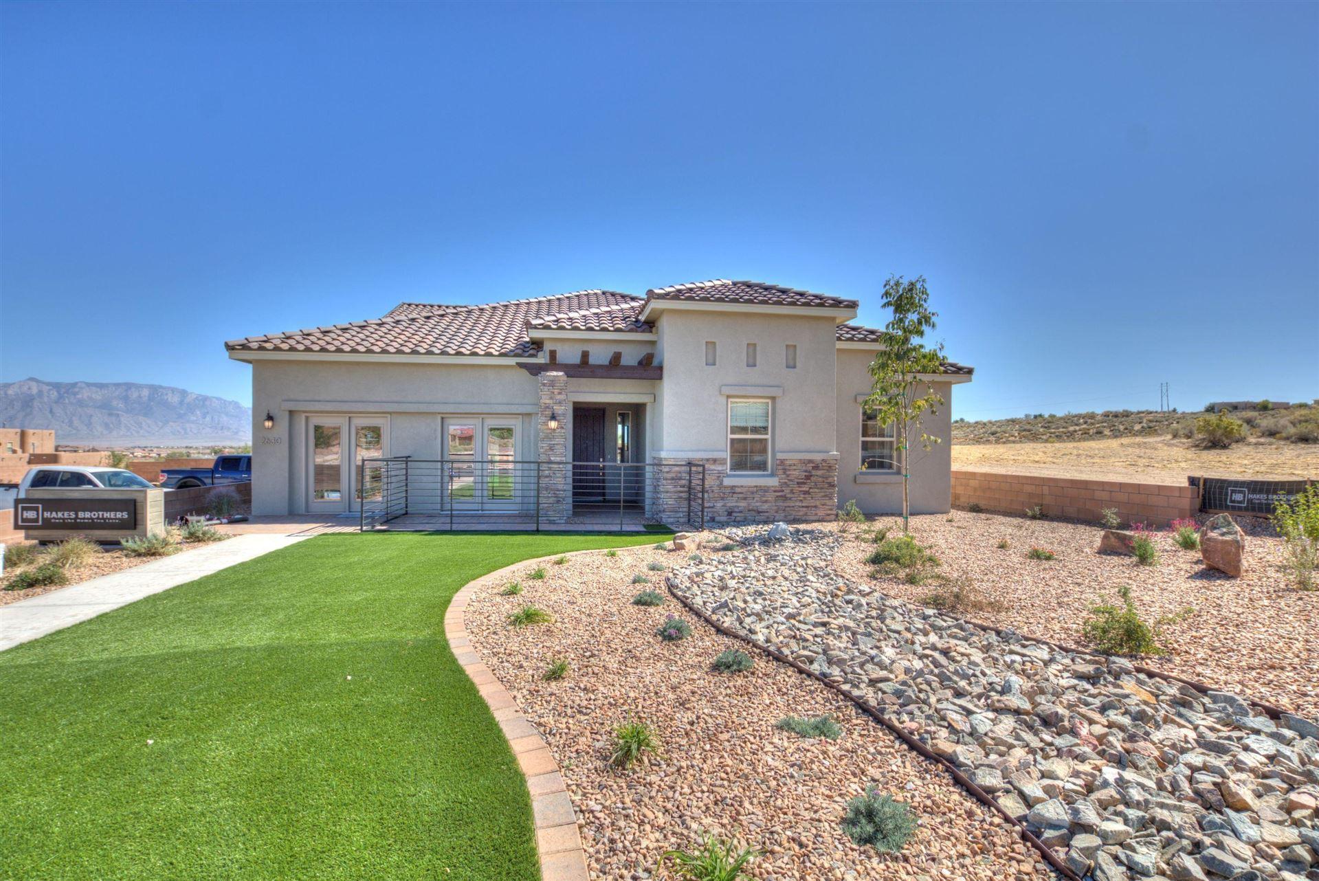 2630 Abrazo Road NE, Rio Rancho, NM 87124 - MLS#: 978342