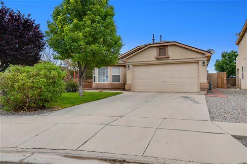 Photo of 521 SUNNY MEADOWS Drive NE, Rio Rancho, NM 87144 (MLS # 997344)