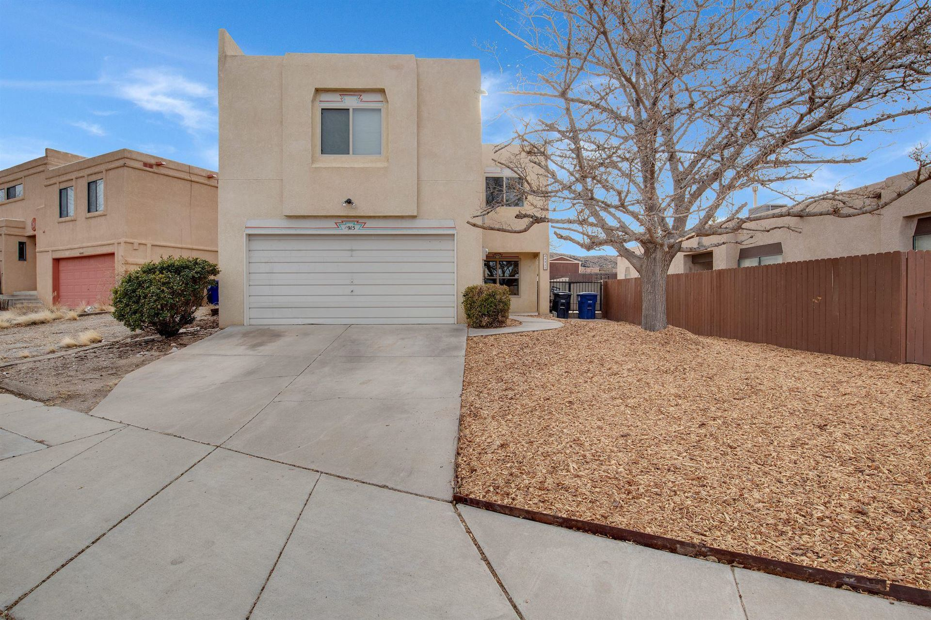 4915 BUTTE Place NW, Albuquerque, NM 87120 - MLS#: 985344