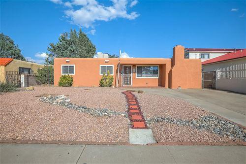 Photo of 220 GENERAL SOMERVELL Street NE, Albuquerque, NM 87123 (MLS # 976348)