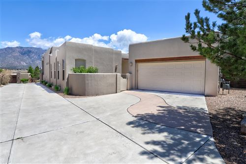 Photo of 13516 Embudito View Court NE, Albuquerque, NM 87111 (MLS # 991349)