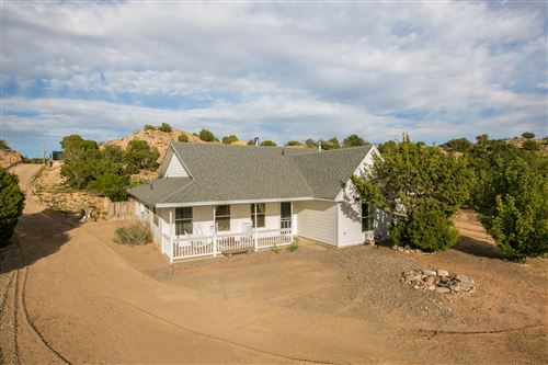 Photo of 61 Loma Chata Road, Placitas, NM 87043 (MLS # 919350)