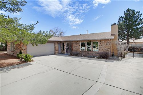 Photo of 9000 LIBERTY Drive NE, Albuquerque, NM 87109 (MLS # 964350)