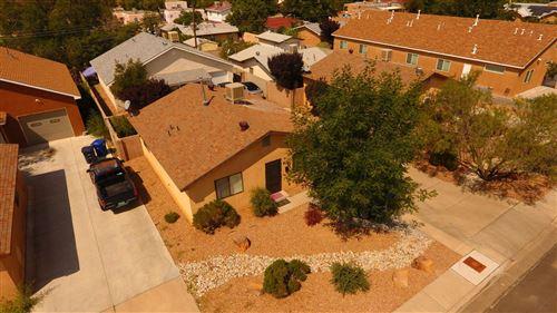 Photo of 619 Madison Street NE, Albuquerque, NM 87110 (MLS # 979351)