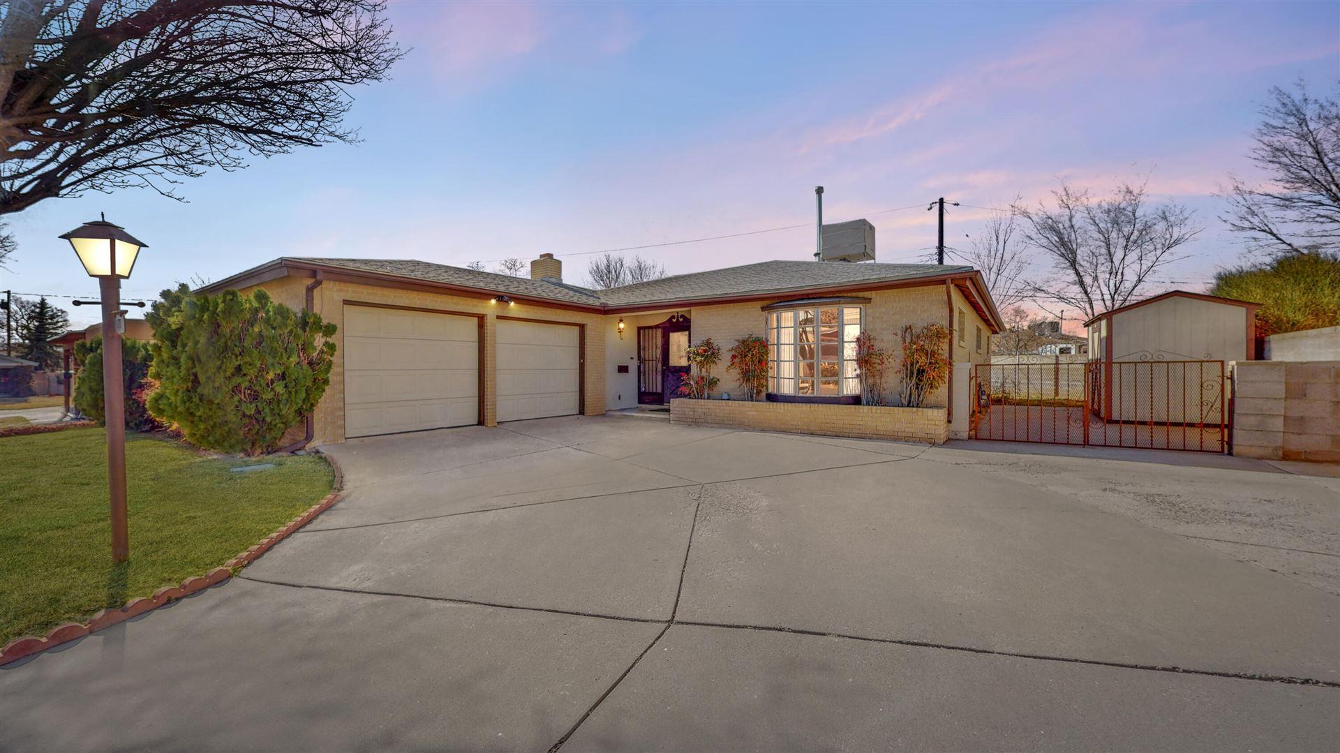 1705 Blume Street NE, Albuquerque, NM 87112 - #: 987351