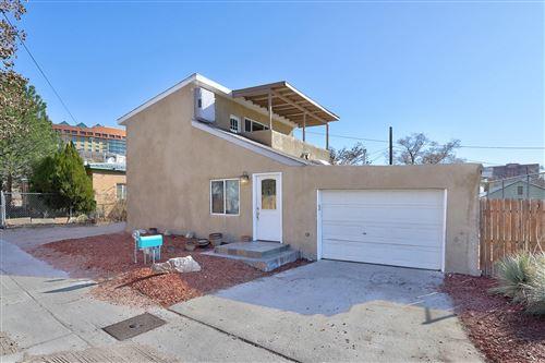 Photo of 1014 Maggies Ave (WALTER) Street NE, Albuquerque, NM 87102 (MLS # 981352)
