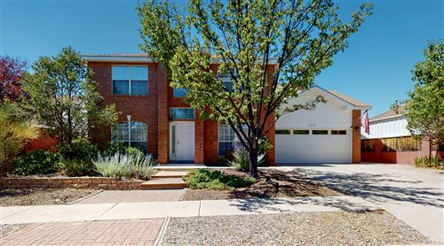 Photo of 8028 LYNNHAVEN Place NW, Albuquerque, NM 87120 (MLS # 972355)