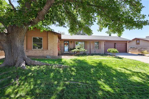 Photo of 12120 APACHE Avenue NE, Albuquerque, NM 87112 (MLS # 979356)