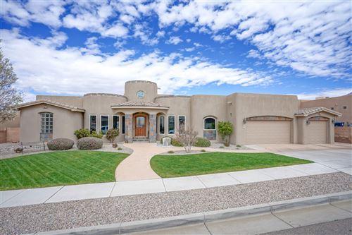Photo of 7901 MERISSA Lane NE, Albuquerque, NM 87122 (MLS # 965358)