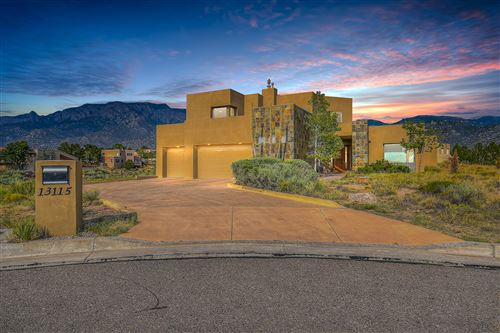 Photo of 13115 SAND CHERRY Place NE, Albuquerque, NM 87111 (MLS # 975358)