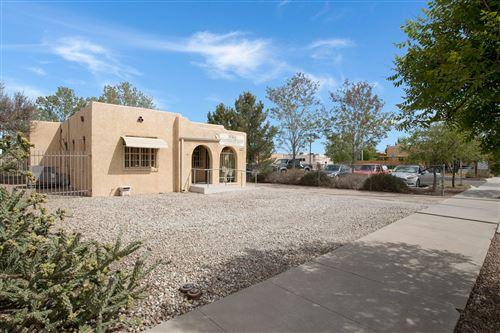 Photo of 1608 5TH Street NW, Albuquerque, NM 87102 (MLS # 991360)