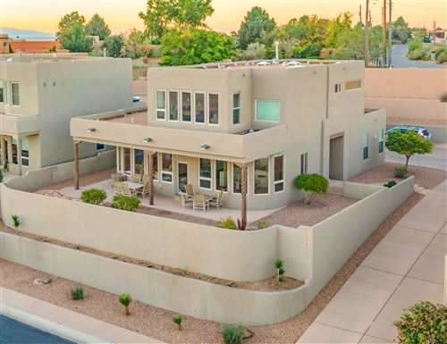 Photo of 3809 Oxbow Village Lane NW, Albuquerque, NM 87120 (MLS # 979362)