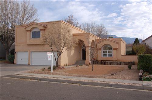 Photo of 9008 WALTER BAMBROOK Place NE, Albuquerque, NM 87122 (MLS # 981363)