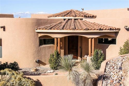 Photo of 71 DESERT MOUNTAIN Road, Placitas, NM 87043 (MLS # 957365)