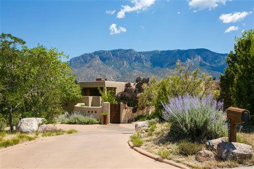 Photo of 13623 CANADA DEL OSO Place NE, Albuquerque, NM 87111 (MLS # 971365)