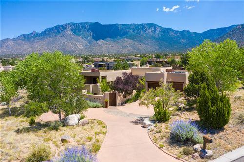 Tiny photo for 13623 CANADA DEL OSO Place NE, Albuquerque, NM 87111 (MLS # 971365)