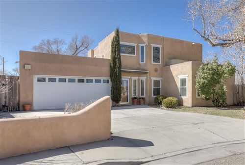 Photo of 2518 Thompson Loop NW, Albuquerque, NM 87104 (MLS # 965366)