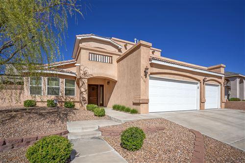 Photo of 9929 BUCKEYE Street NW, Albuquerque, NM 87114 (MLS # 983368)