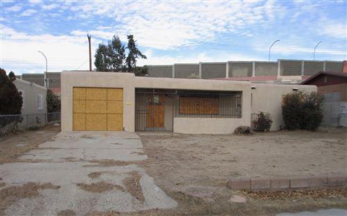 Photo of 6705 ZIMMERMAN Avenue NE, Albuquerque, NM 87110 (MLS # 986368)