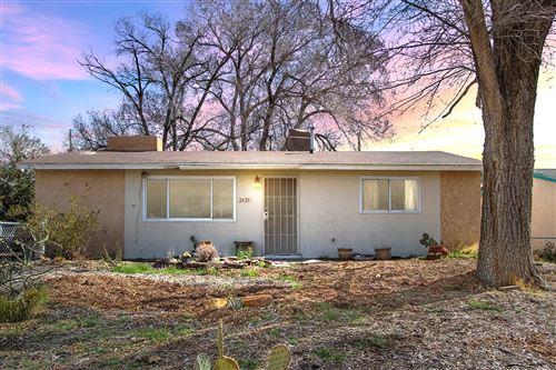 Photo of 2420 DOROTHY Street NE, Albuquerque, NM 87112 (MLS # 964371)
