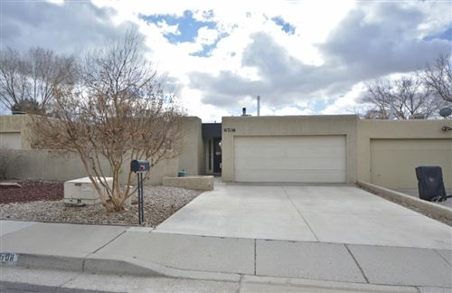 Photo of 6708 Baker Avenue NE, Albuquerque, NM 87109 (MLS # 937373)