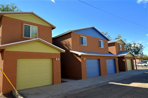 Photo of 608 8TH Street NW #D, Albuquerque, NM 87102 (MLS # 959373)
