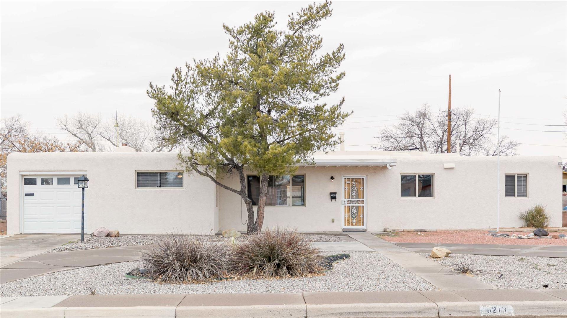 6213 AZTEC Road NE, Albuquerque, NM 87110 - MLS#: 984373