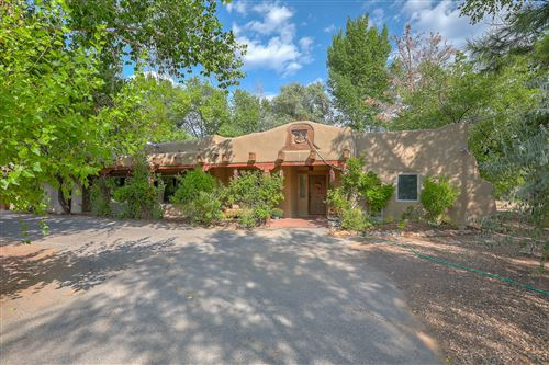 Photo of 101 COYOTE Trail, Corrales, NM 87048 (MLS # 977375)