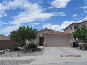 Photo of 1928 Black Gold Road SE, Albuquerque, NM 87123 (MLS # 949376)