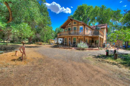 Photo of 560 ANDREWS Lane, Corrales, NM 87048 (MLS # 987376)
