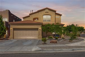 Photo of 8123 Sleeping Bear Drive NW, Albuquerque, NM 87120 (MLS # 949377)