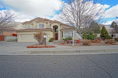 Photo of 1612 BLAIR Drive NE, Albuquerque, NM 87112 (MLS # 962377)